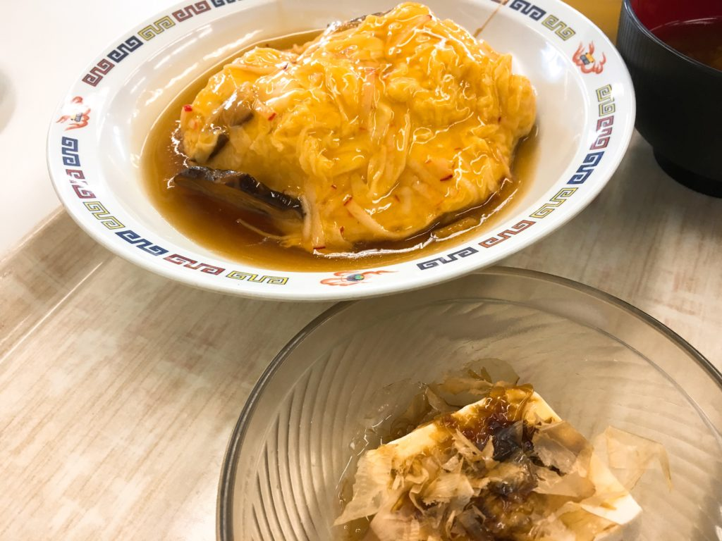 さくらんぼ食堂丼ランチ